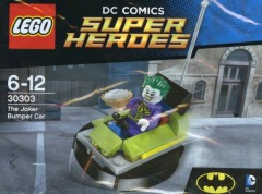 LEGO DC Comics Super Heroes 30303 The Joker Bumper Car