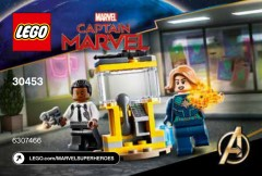 LEGO Marvel Super Heroes 30453 Captain Marvel and Nick Fury