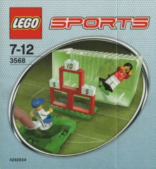 LEGO Sports 3568 Soccer Target Practice