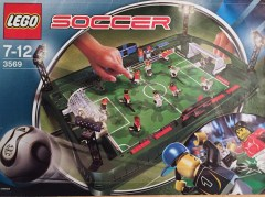 LEGO Sports 3569 Grand Soccer Stadium