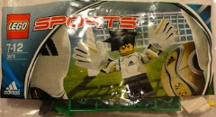 LEGO Sports 3573 Superstar Figure