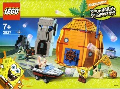 LEGO SpongeBob SquarePants 3827 Adventures in Bikini Bottom