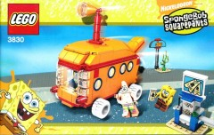 LEGO SpongeBob SquarePants 3830 The Bikini Bottom Express