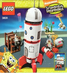LEGO SpongeBob SquarePants 3831 Rocket Ride
