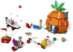 LEGO SpongeBob SquarePants 3834 Good Neighbours at Bikini Bottom