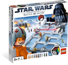 LEGO Games 3866 Star Wars: The Battle of Hoth