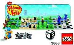 LEGO Games 3868 Phineas and Ferb