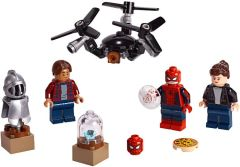 LEGO Marvel Super Heroes 40343 Spider-Man and the Museum Break-In