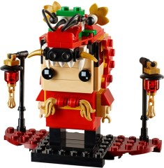 LEGO BrickHeadz 40354 Dragon Dance Guy