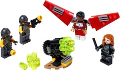 LEGO Marvel Super Heroes 40418 Falcon & Black Widow Team-Up