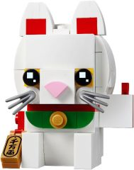 LEGO BrickHeadz 40436 Lucky Cat