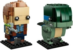 LEGO BrickHeadz 41614 Owen & Blue