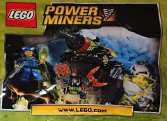 LEGO Power Miners 4559387 {Power Miners Promotional Polybag}
