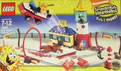 LEGO SpongeBob SquarePants 4982 Mrs. Puff's Boating School
