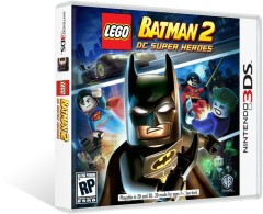 LEGO Мерч (Gear) 5001090 Batman™ 2: DC Super Heroes - 3DS
