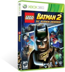 LEGO Мерч (Gear) 5001096 Batman™ 2: DC Super Heroes - Xbox 360