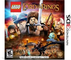 LEGO Мерч (Gear) 5001643 The Lord of the Rings Video Game
