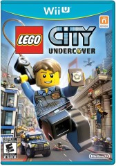 LEGO Мерч (Gear) 5002194 LEGO City: Undercover