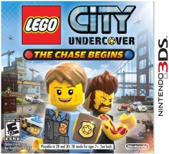 LEGO Мерч (Gear) 5002420 LEGO City Undercover: The Chase Begins
