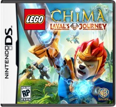 LEGO Gear 5002665 Legends of Chima: Laval's Journey
