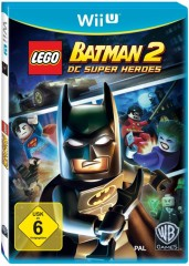LEGO Мерч (Gear) 5002774 Batman: DC Universe Super Heroes Wii U Video Game