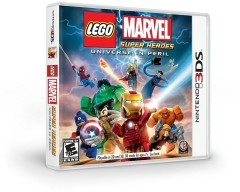 LEGO Мерч (Gear) 5002790 Marvel 3DS