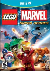 LEGO Мерч (Gear) 5002796 Marvel WII U