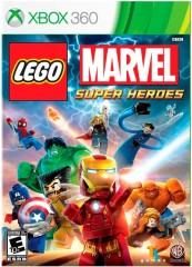 LEGO Мерч (Gear) 5002797 Marvel Xbox 360