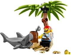 LEGO Pirates 5003082 Classic Pirate Minifigure