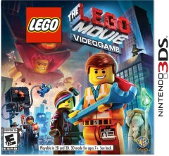 LEGO Мерч (Gear) 5003544 The LEGO Movie Video Game