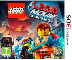 LEGO Мерч (Gear) 5004047 The LEGO Movie Nintendo 3DS Video Game