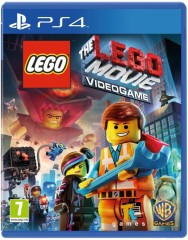 LEGO Мерч (Gear) 5004048 The LEGO Movie PS4 Video Game