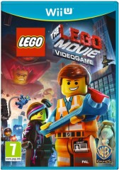 LEGO Мерч (Gear) 5004050 The LEGO Movie Nintendo Wii U Video Game