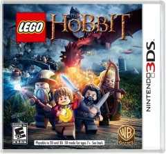 LEGO Мерч (Gear) 5004202 The Hobbit Nintendo 3DS Video Game