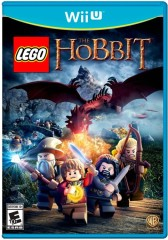 LEGO Мерч (Gear) 5004207 The Hobbit Nintendo Wii U Video Game