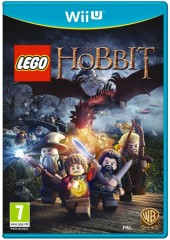 LEGO Мерч (Gear) 5004221 The Hobbit Nintendo Wii U Video Game