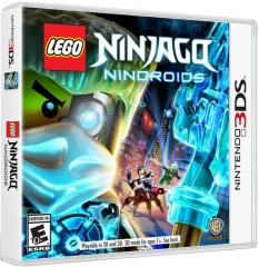 LEGO Мерч (Gear) 5004226 Nindroid 3DS game