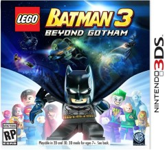 LEGO Мерч (Gear) 5004339 LEGO Batman 3 Beyond Gotham Nintendo 3DS