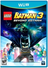 LEGO Мерч (Gear) 5004349 LEGO Batman 3 Beyond Gotham Wii U