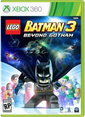 LEGO Мерч (Gear) 5004350 LEGO Batman 3 Beyond Gotham Xbox 360