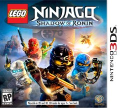 LEGO Мерч (Gear) 5004721 NINJAGO Shadow of Ronin