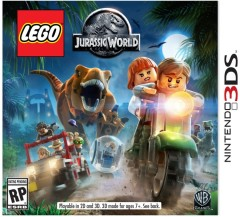 LEGO Мерч (Gear) 5004805 Jurassic World Nintendo 3DS Video Game
