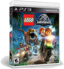 LEGO Мерч (Gear) 5004806 Jurassic World PS3 Video Game