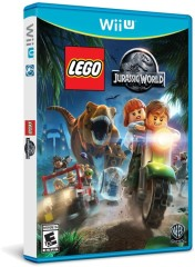 LEGO Мерч (Gear) 5004807 Jurassic World Wii U Video Game