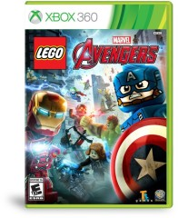 LEGO Мерч (Gear) 5005057 Marvel Avengers XBOX 360 Video Game