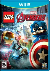 LEGO Gear 5005058 Marvel Avengers Wii U Video Game