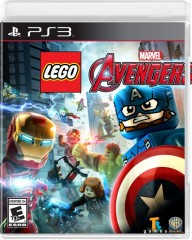 LEGO Мерч (Gear) 5005059 Marvel Avengers PS3 Video Game