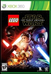 LEGO Мерч (Gear) 5005137 The Force Awakens Xbox 360 Video Game