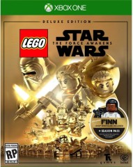 LEGO Мерч (Gear) 5005138 The Force Awakens Xbox One Video Game – Deluxe Edition