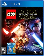 LEGO Мерч (Gear) 5005139 The Force Awakens PS 4 Video Game